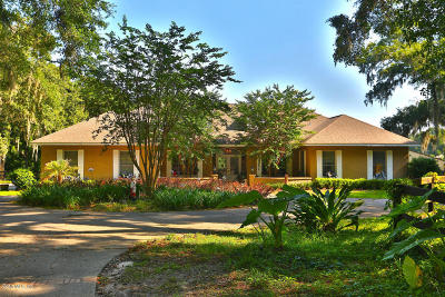 Ocala Farm For Sale: 1995 SW 97th Place