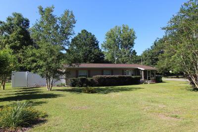 Ocala Single Family Home For Sale: 1308 NE 8th St Street