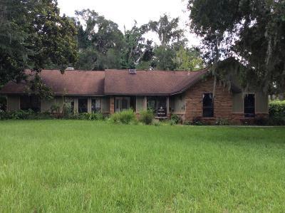 Single Family Home For Sale: 4777 SE 35th Avenue