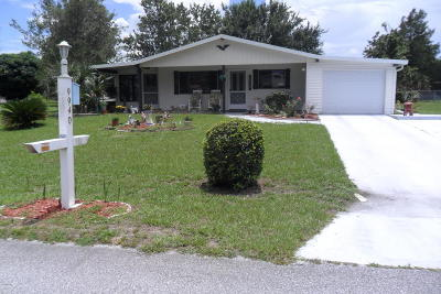 Single Family Home For Sale: 9940 SW 103rd Place