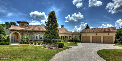Dunnellon FL Single Family Home For Sale: $899,000