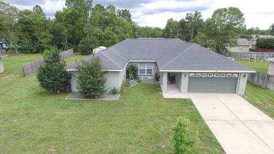 Single Family Home For Sale: 20 Pecan Run Radial