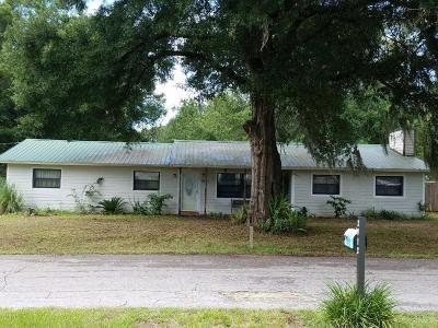Ocala Single Family Home For Sale: 2113 NE 51 Place