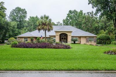 Ocala Single Family Home Pending: 6871 SE 12th Circle