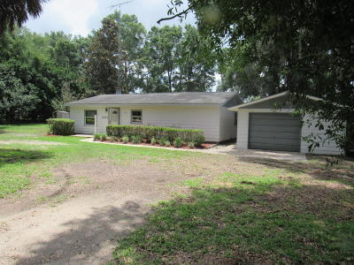 Belleview Single Family Home For Sale: 6360 SE 130th Street