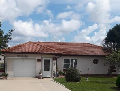 Ocala Single Family Home For Sale: 305 Oak Lane Trak