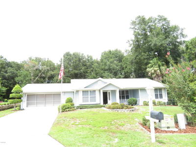 Ocala FL Single Family Home For Sale: $148,800