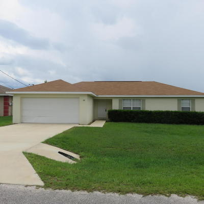 Single Family Home For Sale: 168 Juniper Run