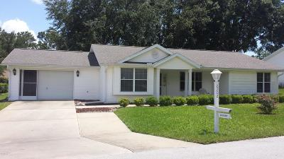Ocala Single Family Home For Sale: 8202 SW 108th Street