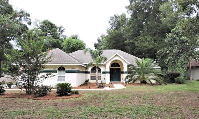 Single Family Home For Sale: 3626 SE 56 Terrace