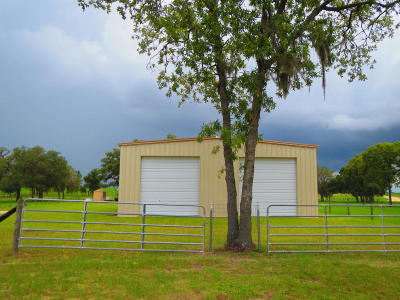 Ocala Residential Lots & Land For Sale: W Hwy. 328