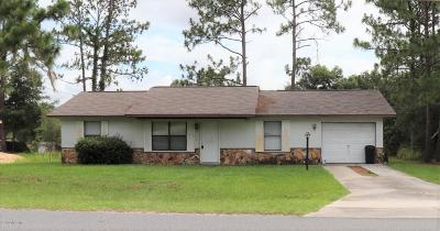 Single Family Home For Sale: 65 Pine Trace