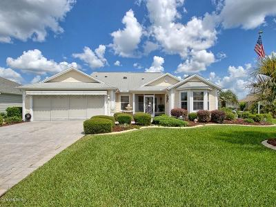 The Villages Single Family Home For Sale: 1303 Camero Drive