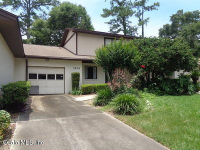 Ocala Condo/Townhouse For Sale: 3836 NE 19th Street Circle