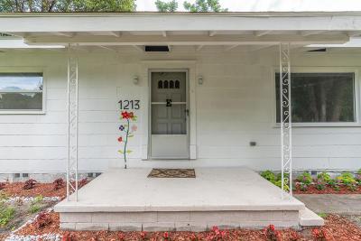 Ocala Single Family Home For Sale: 1213 NE 32nd Place