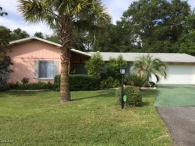 Ocala Single Family Home For Sale: 23 Spring Way