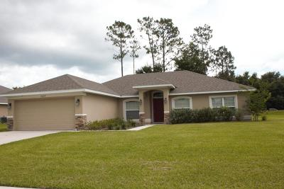 Ocala Single Family Home For Sale: 3029 SE 46th Avenue
