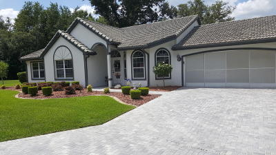 Ocala FL Single Family Home For Sale: $230,000