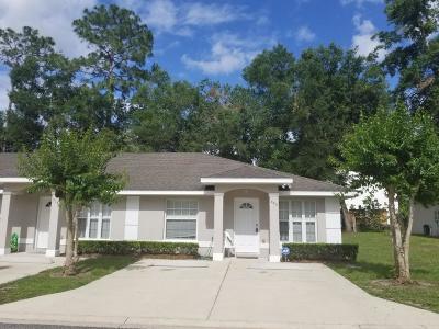 Ocala Condo/Townhouse For Sale: 3630 NE 8th Place #305