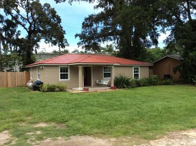 Ocala Single Family Home For Sale: 1140 SE 30 Street