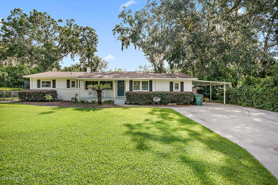 Ocala Single Family Home For Sale: 228 SE 31st Avenue