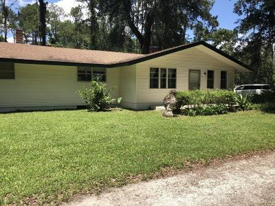 Ocala Single Family Home For Sale: 2521 SE 60th Street