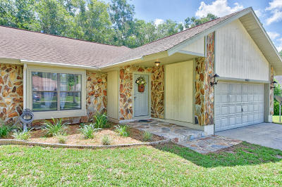 Ocala Single Family Home For Sale: 4863 SE 41st Court