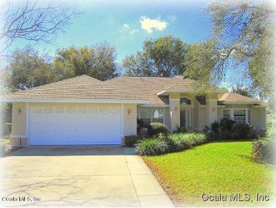 Ocala Single Family Home For Sale: 5376 SW 82nd Street