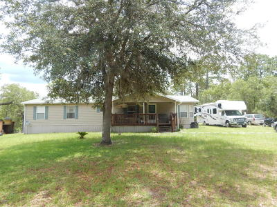 Mobile/Manufactured For Sale: 2291 SW 166th Court Road