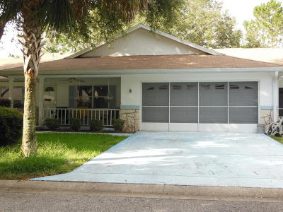 Ocala Single Family Home For Sale: 8975 SW 97th Street #C