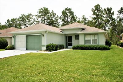 Ocala FL Single Family Home For Sale: $164,900