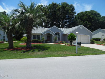 Ocala Single Family Home For Sale: 11283 SW 78th Circle