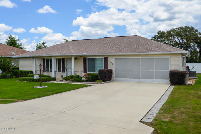 Ocala Single Family Home For Sale: 8453 SW 60th Court