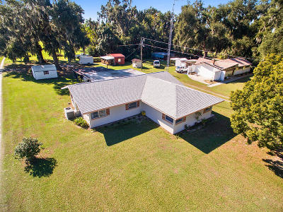 Weirsdale Single Family Home For Sale: 11900 SE Sunset Harbor Road