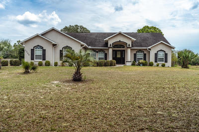 Dunnellon Single Family Home For Sale: 5055 SW Wisteria Court