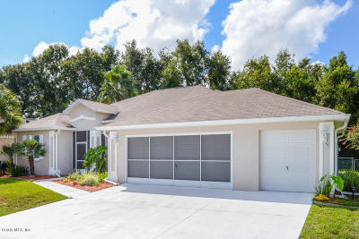 Ocala Single Family Home For Sale: 5632 NW 18th Street