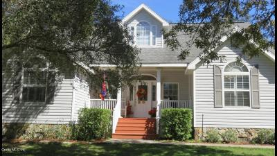Ocala Single Family Home For Sale: 5801 SW 140 Avenue
