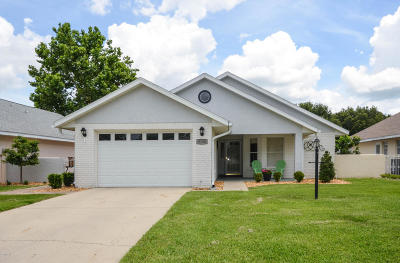 Ocala Single Family Home For Sale: 9156 SW 91st Circle