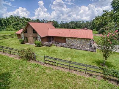 Summerfield Farm For Sale: 14900 Hwy 301