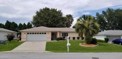 Ocala Single Family Home For Sale: 10022 SW 62nd Circle