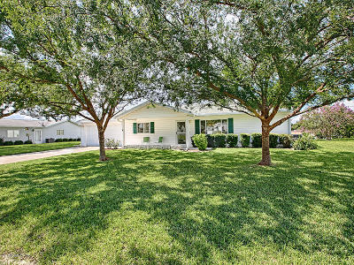 Spruce Creek So, Stonecrest, Spruce Creek Gc, The Villages-Marion Cty, The Village Single Family Home Pending: 17535 SE 106th Terrace