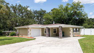 Ocala Single Family Home For Sale: 3312 SE 6th Street