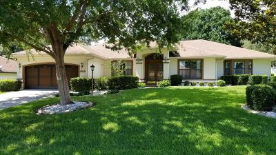 Ocala Single Family Home For Sale: 5233 SW 89th Street