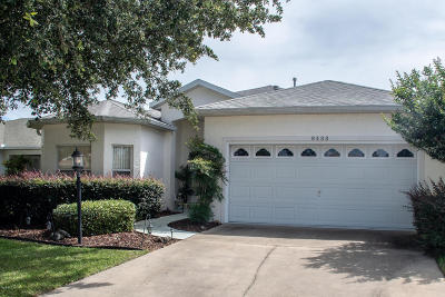 Ocala Single Family Home For Sale: 9488 SW 93rd Loop
