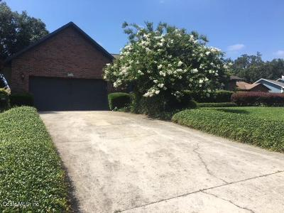 Ocala Single Family Home For Sale: 2920 SE 34th Street