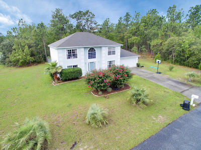 Dunnellon Single Family Home For Sale: 3872 W Galleon Street