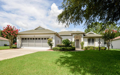 Ocala Single Family Home For Sale: 9170 SW 96th Court Road