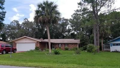 Ocala Single Family Home For Sale: 31 SE Emerald Dr