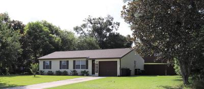 Ocala Single Family Home For Sale: 348 Emerald Road