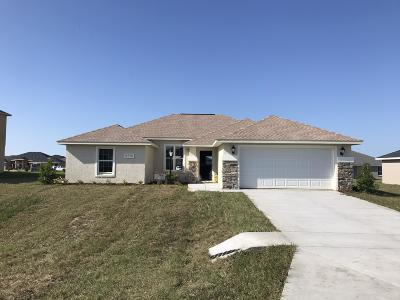 Ocala Single Family Home For Sale: 9710 SW 54th Court